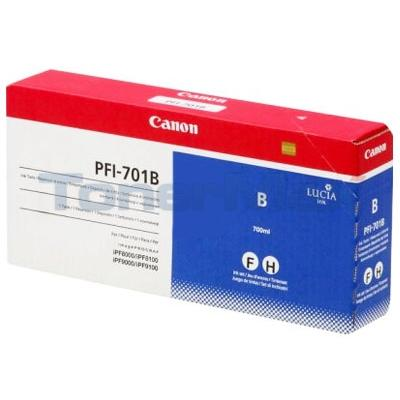 CANON PFI-701B INK BLUE 700ML